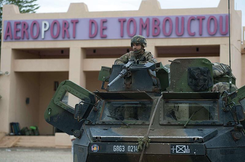 La France de retour en Afrique