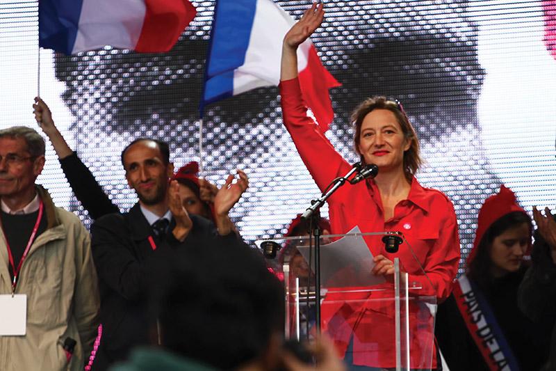 Ludovine de la Rochère : Nous sommes entrés en résistance !