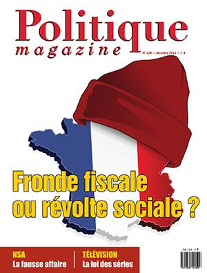 N°de décembre : Fronde fiscale ou révolte sociale?