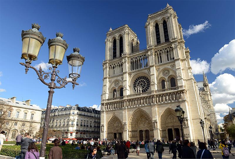 Dimanche à Notre-Dame