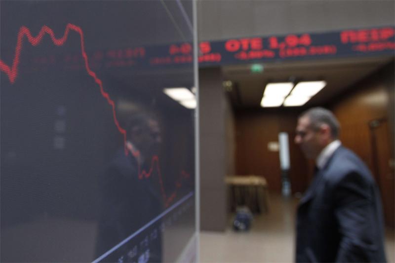 La Grèce fait trembler la pyramide de dette