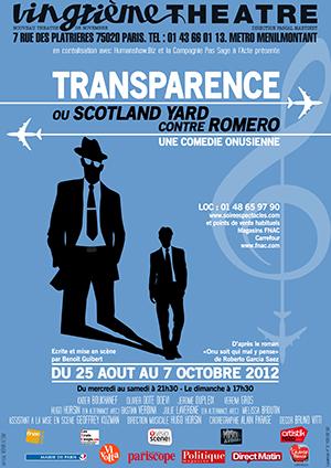 Scotland Yard contre Romero
