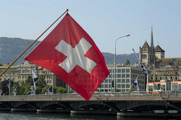 Petit tour en Suisse