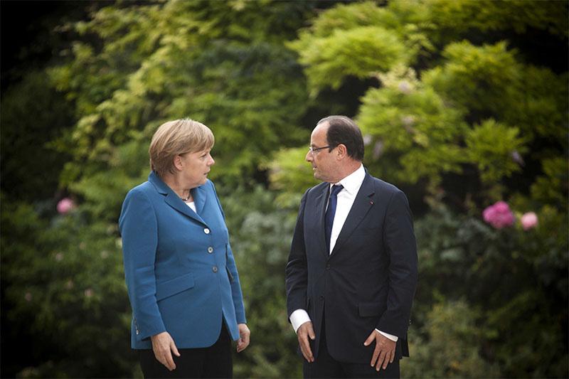 Bruxelles-Berlin : la guerre en coulisses