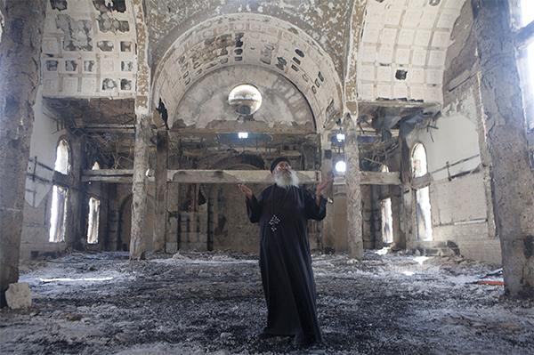 Du silence sur la hausse des persécutions antichrétiennes
