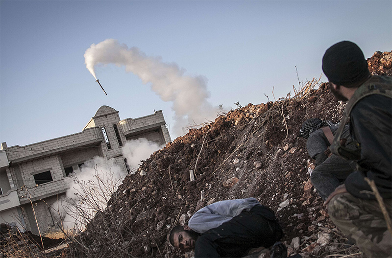 Numéro d'octobre : le piège syrien