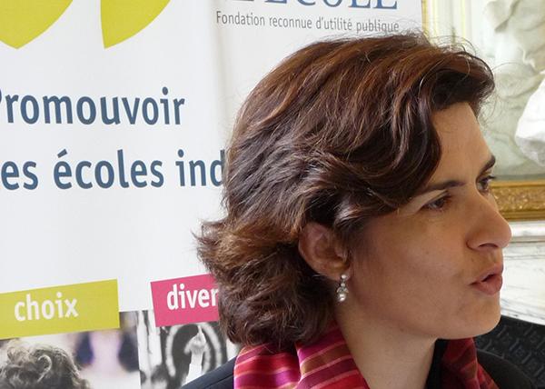 Anne Coffinier : «L'offre scolaire doit être aussi diversifiée que possible»