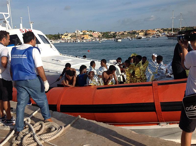 Lampedusa : quelle honte ?