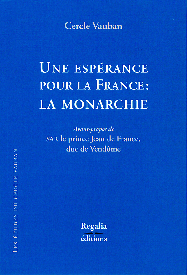 Une espérance pour la France