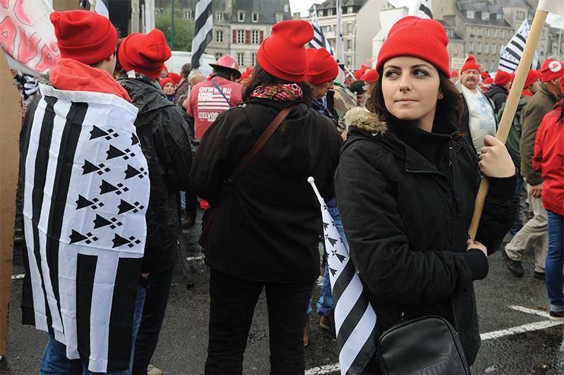 La nouvelle révolte des Bonnets rouges