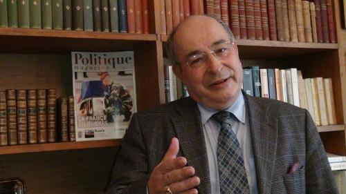«François Hollande va apparaître comme un personnage tout à fait falot !»