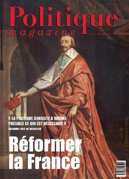 N° d'été : Réformer la France