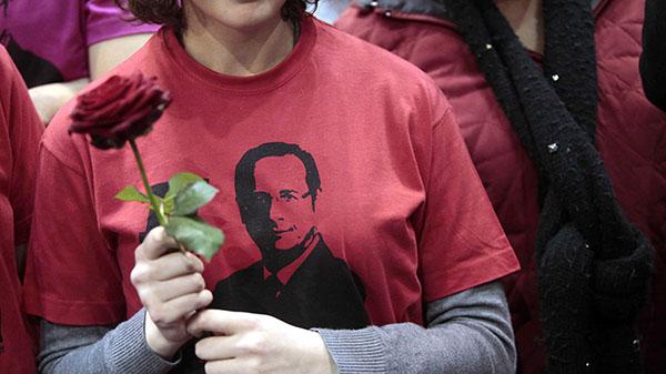 Socialisme : Hollande m'a tuer