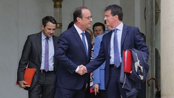 Valls ou la frime