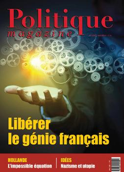 N° d'avril : Libérer le génie français