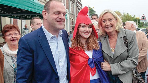 Marine Le Pen, dernière grognarde de la République [PM]