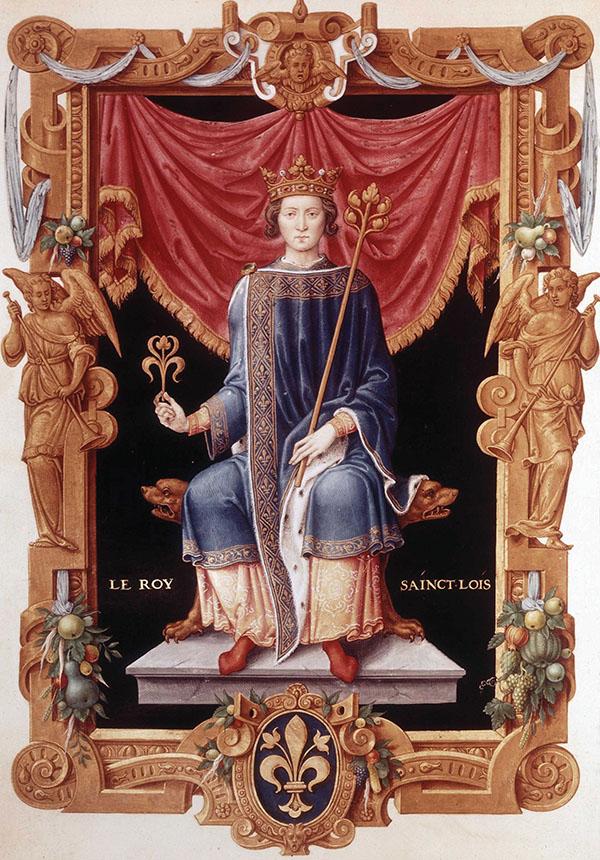 Saint Louis ou la grâce au pouvoir [PM]