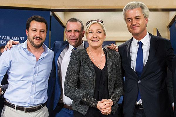 FN : Une dynamique européenne [PM]