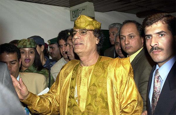 Libye : le but de la guerre était-il d'assassiner le colonel Kadhafi ?