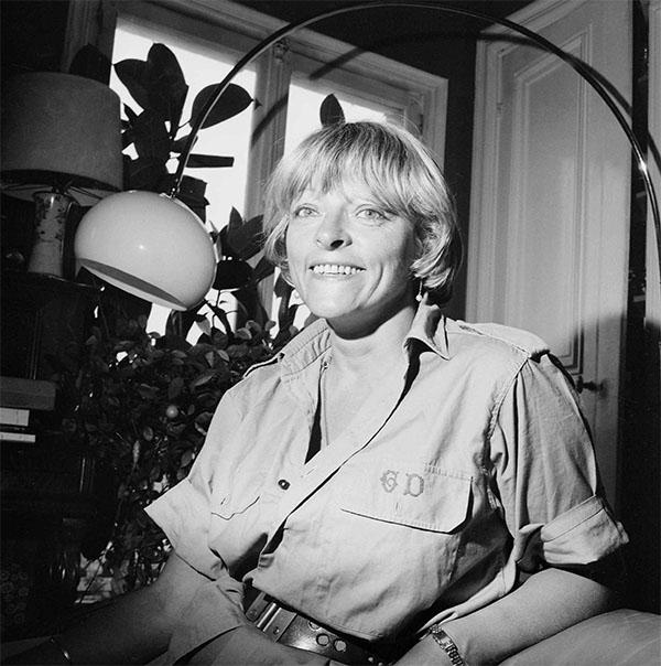 Geneviève Dormann, bretteur charmant des idées reçues