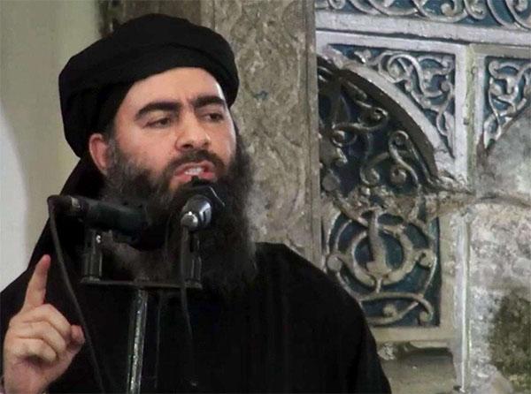 Le califat fête son premier anniversaire