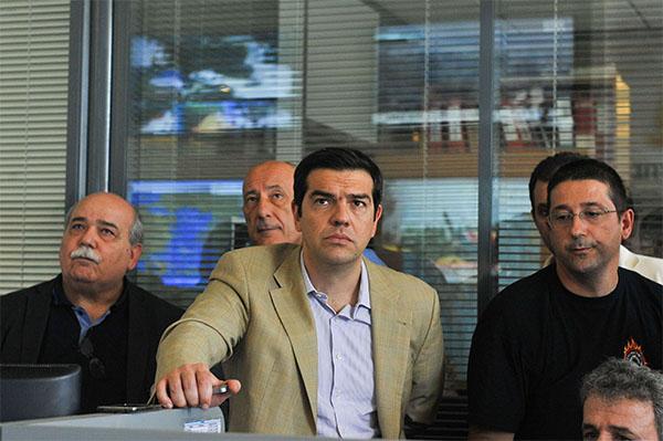Grèce : une «mise sous tutelle»