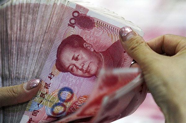 Le crédit aux particuliers et la crise chinoise
