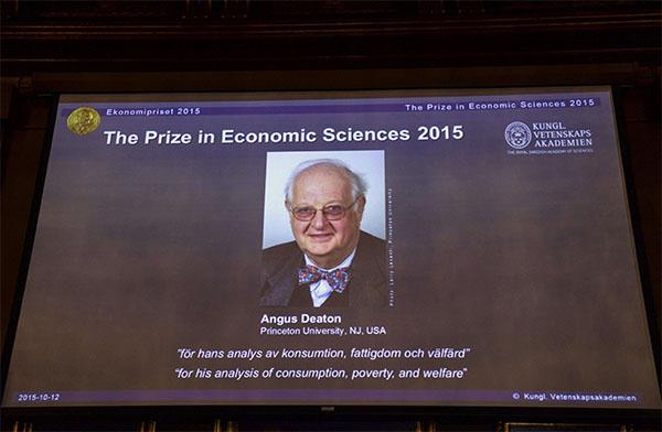 Questions sur le prix Nobel d'économie