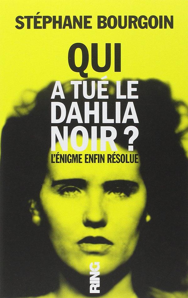 L'épais mystère du Dahlia noir