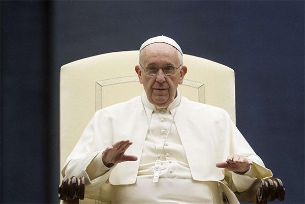 Trois leçons d'économie du pape François