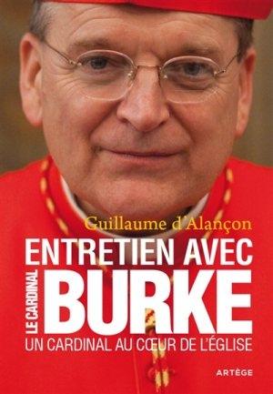 Le courageux cardinal Burke