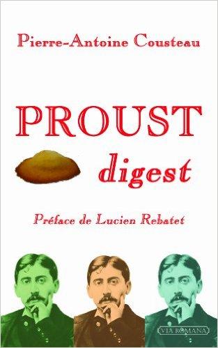 Proust par Cousteau