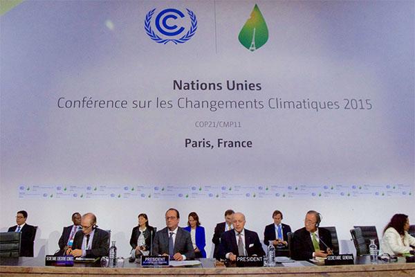 COP21 : Le monde a sauvé la planète !