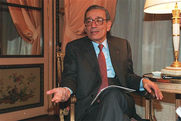 Boutros Boutros-Ghali : mort d'un pharaon