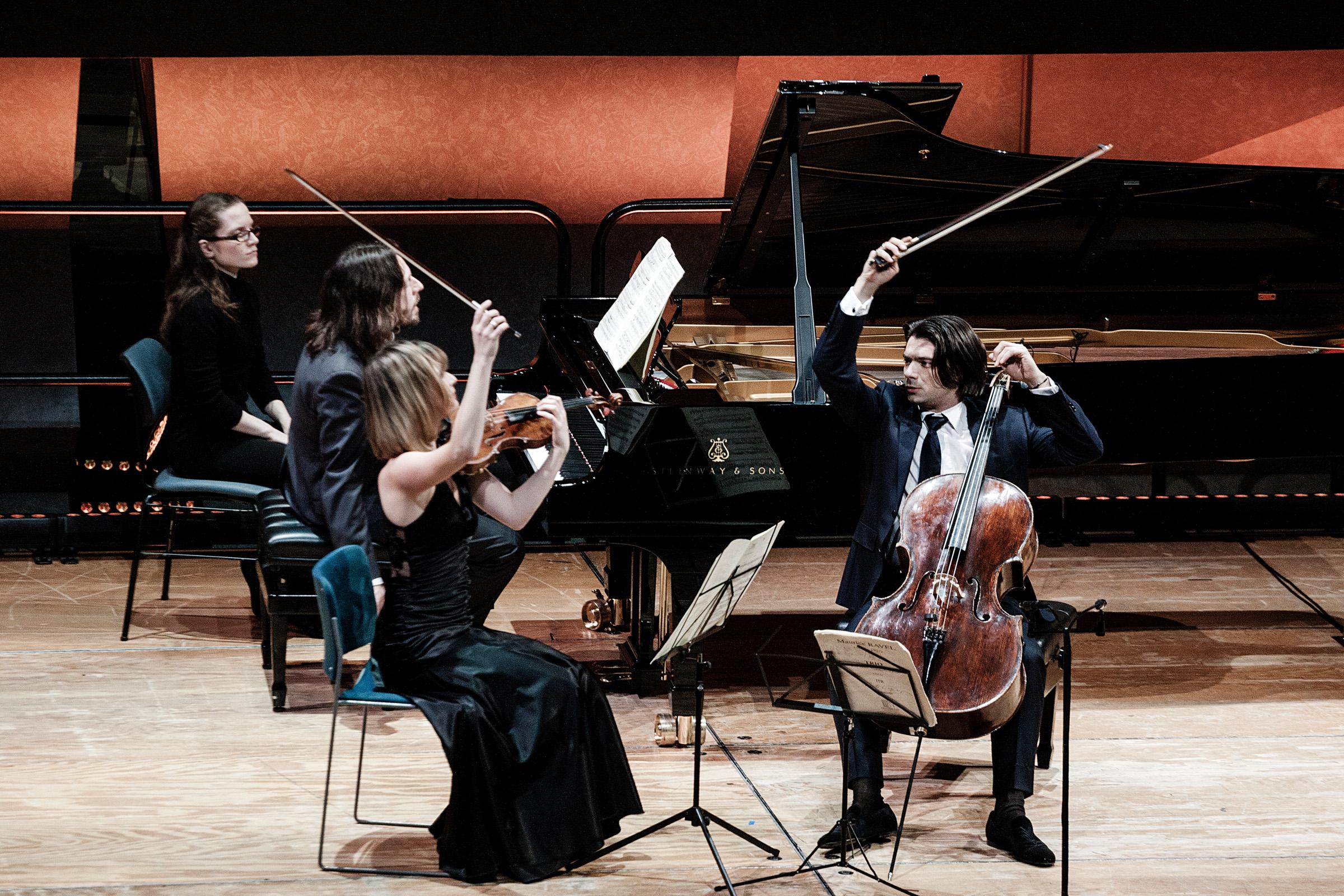 Lancement de l'Année Dutilleux à la Philharmonie de Paris