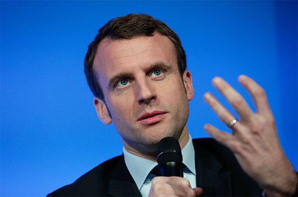Emmanuel Macron, «en marche» vers l'Elysée ?