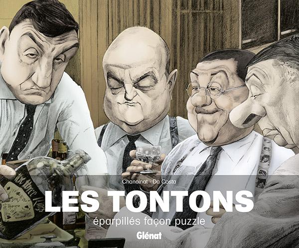 Les Tontons façon puzzle