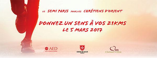 Communiqué : le Semi Paris pour les chrétiens d'orient