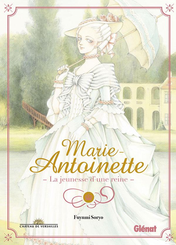 Marie-Antoinette en manga !