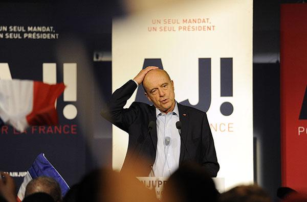 Alain Juppé poursuivra la politique migratoire