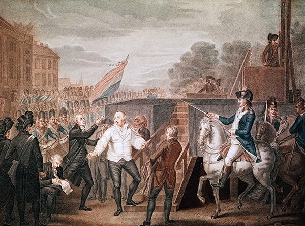 Homélie de la messe de requiem pour le roi Louis XVI