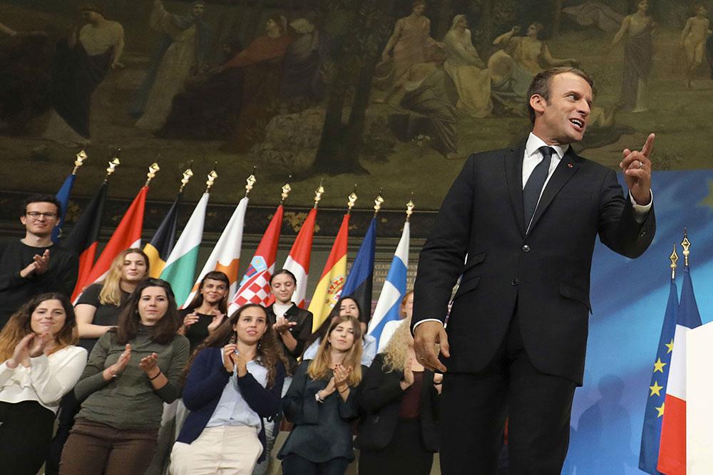 Prophète de l'Europe