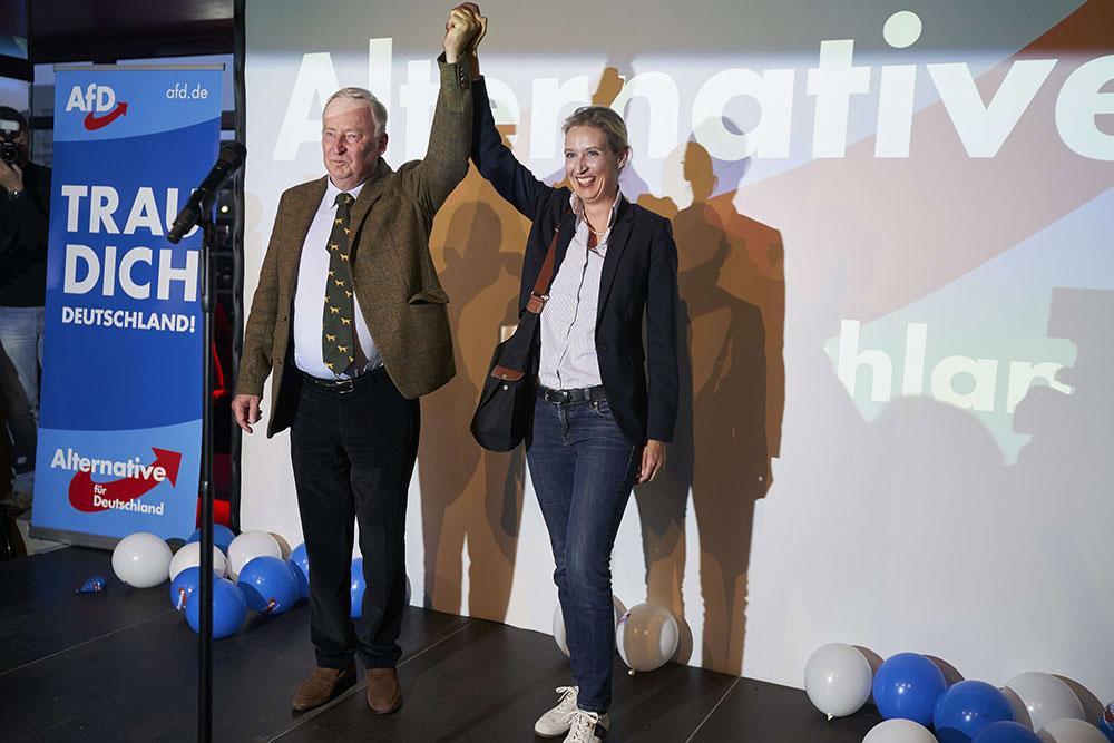Elections allemandes: la discorde chez l'ami.