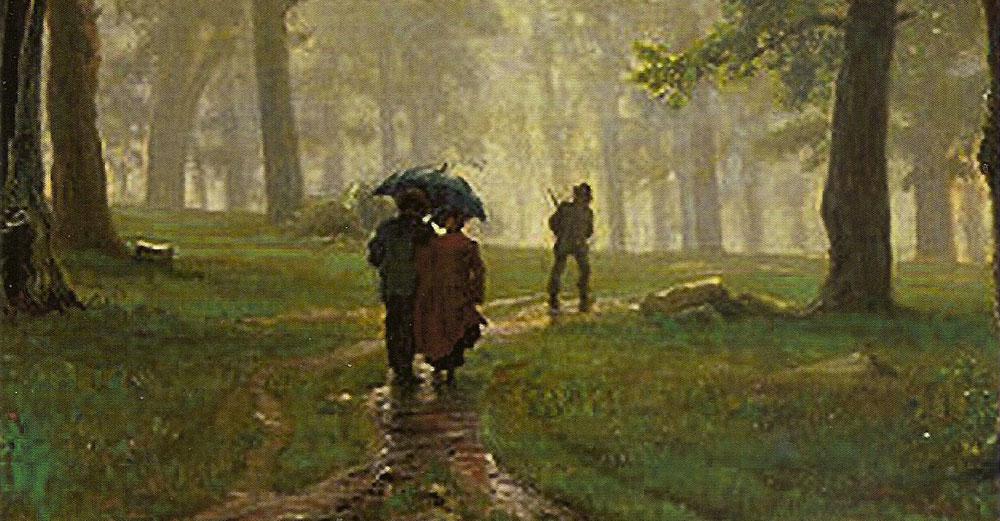 Dans la forêt du charme et de l'enchantement