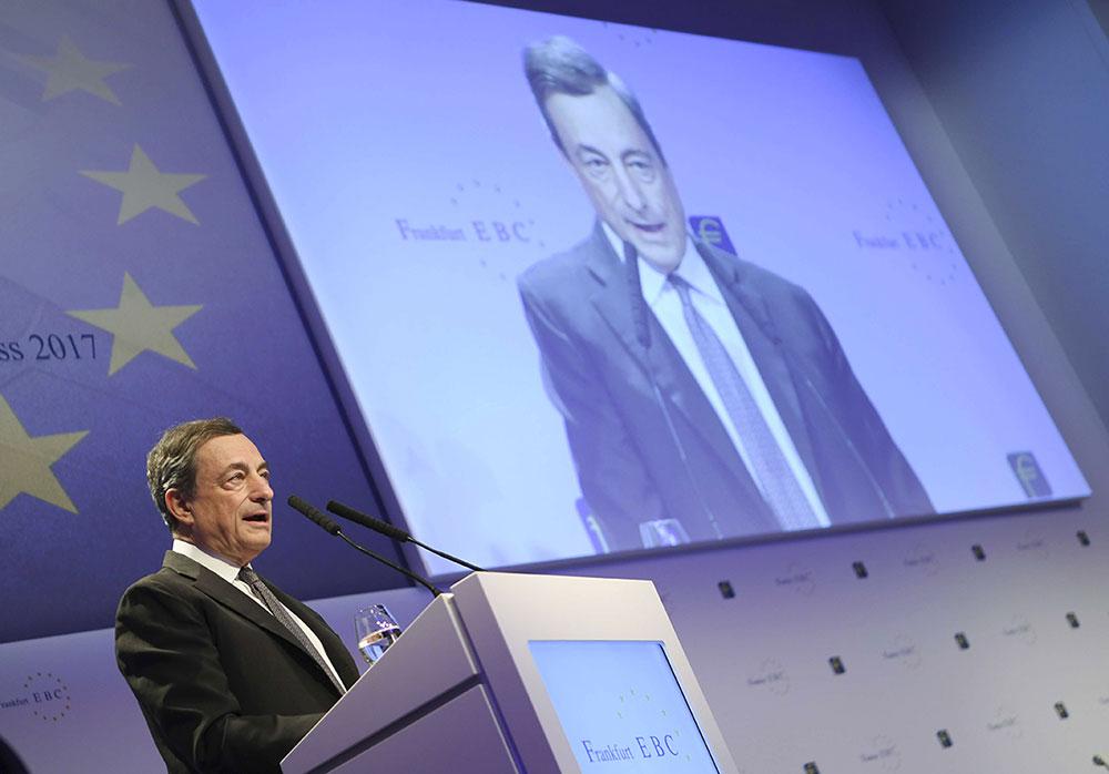 La Banque centrale européenne et la bulle du crédit