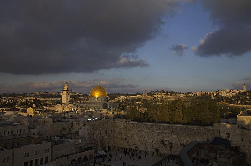 Trump et le statut de Jérusalem