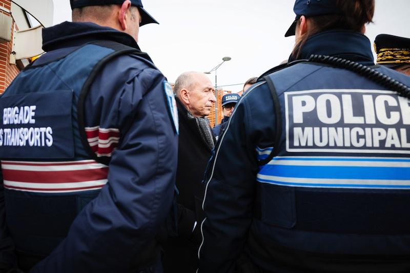 La « police de la sécurité au quotidien »
