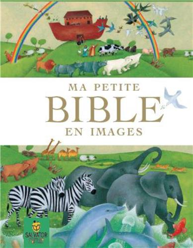 Livres. Ma petite Bible en images