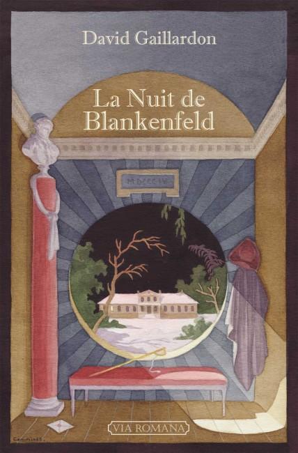 Livres : David Gaillardon : La nuit de Blankenfeld