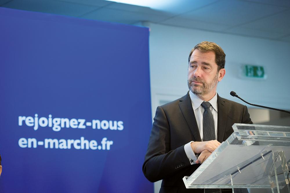 Macron et la représentation
